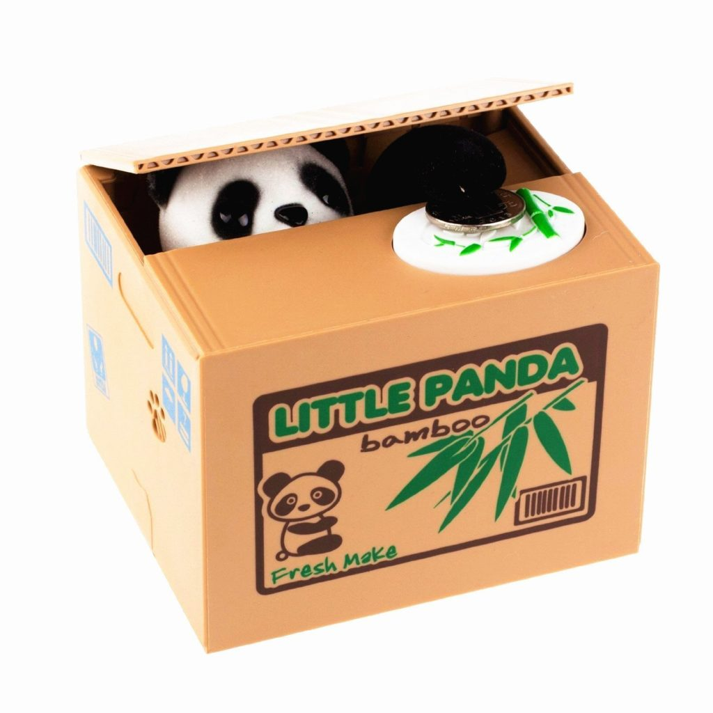 10 panda gifts that are just too adorable