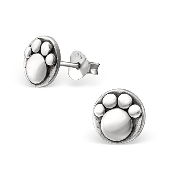 10 Of The Cutest Paw Print Earrings