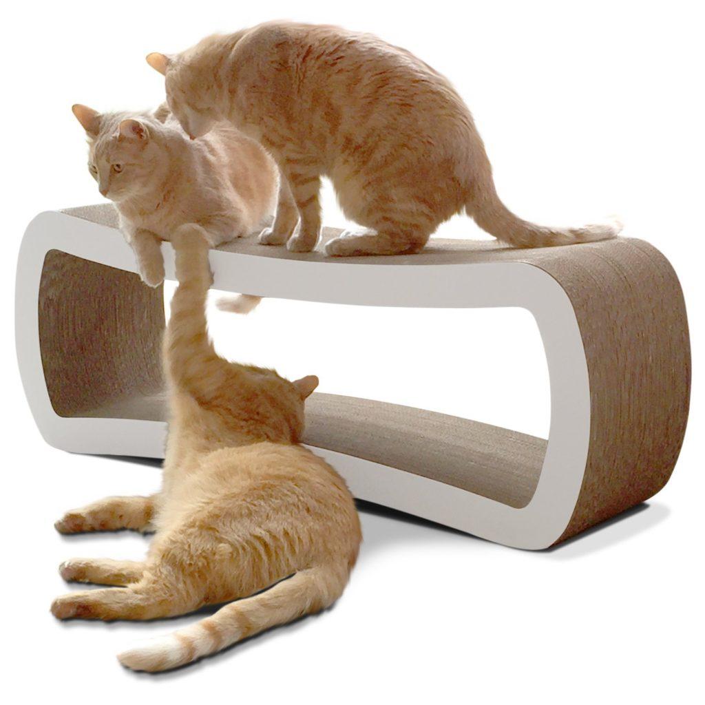 Petfusion Jumbo Cat Scratcher Lounge 7 10