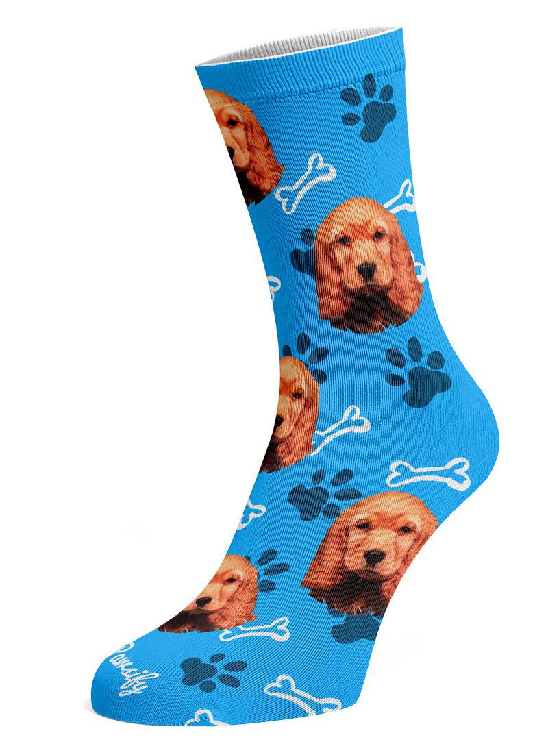 4d14f8402 Personalised Dog Socks - Pawsify