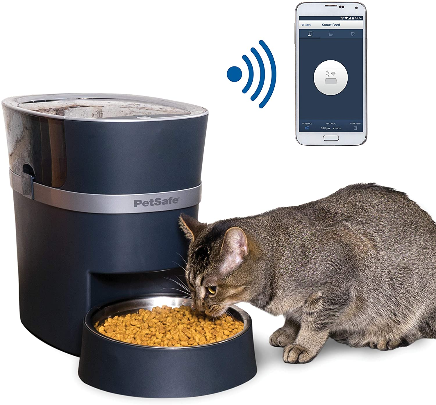 8 Best Automatic Pet Food Dispensers Pawsify